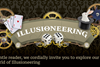 Illusioneering webpage