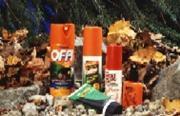 Some DEET-based repellents