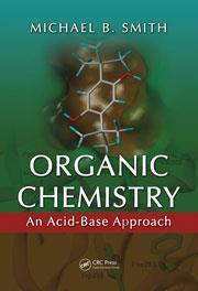 Cover of Organic chemistry: an acid-base approach