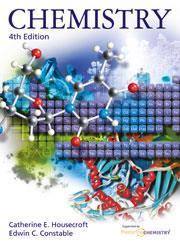 Cover of Chemistry (4th edition)