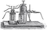 Apparatus for preparing fluorine