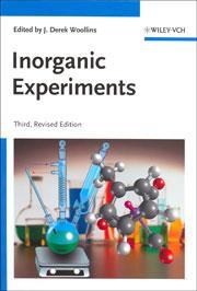 Cover of Inorganic experiments