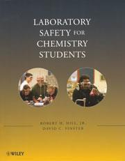 Cover of Laboratory safety for chemistry students