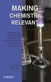 Cover of Making Chemistry relevant: strategies for including all students in a learner-sensitive classroom environment