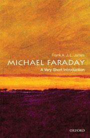 Cover of Michael Faraday: A very short introduction