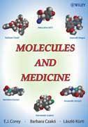 Molecules and medicine book cover