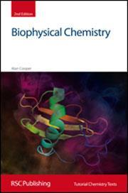 Cover of Biophysical chemistry (2nd edition)