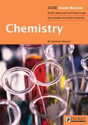 Cover of GCSE grade booster - chemistry