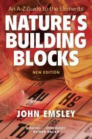 Cover of Nature's building blocks: an A-Z guide to the elements (new edn)