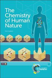 Book cover - The chemistry of human nature