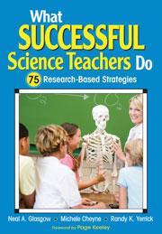 Cover of What successful science teachers do - 75 research-based strategies