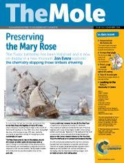 Cover - The Mole, November 2014