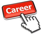 Pushing a career button