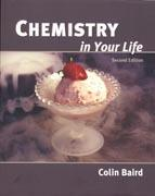 Chemistry in your life cover