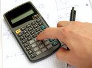 A calculator
