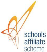 Schools Affiliate Scheme (SAS) logo