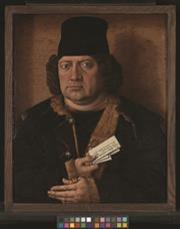 The original Master of the Mornauer portrait