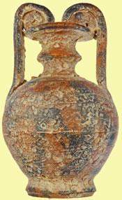 A Roman jug