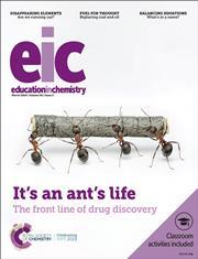 Education in Chemistry March 2019 cover