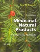 Cover of Medicinal natural products