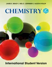 cover of Chemistry (6th edn)