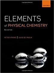 Cover of Elements of physical chemistry (6th edn)