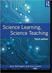 cover of Science learning, science teaching (3rd edn)