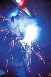 Argon welding