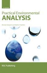 Cover of Practical environmental analysis (2nd edn)