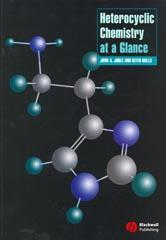 Cover of Heterocyclic chemistry at a glance