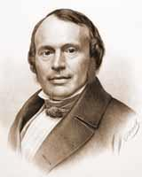 US naturalist Louis Agassiz