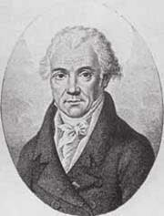 French analytical chemist Nicolas-Louis Vauquelin