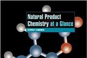 Natural product chemistry at a glance book cover