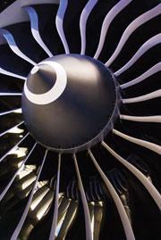 A thorium aeroplane engine