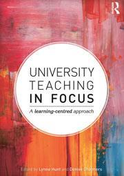 Cover of University teaching in focus: a learning-centred approach