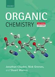 Cover of Organic chemistry (2nd edn)