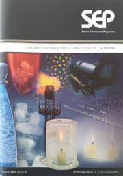 Cover of Stuff and substance: ten key practicals in chemistry