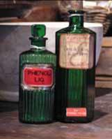 19th century phenol antiseptics