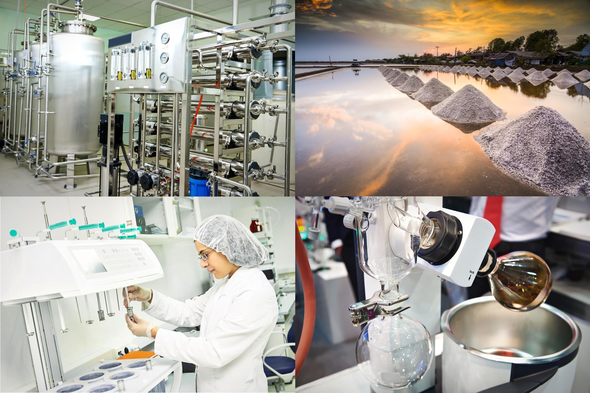 Evaporation, filtration and crystallisation | CPD