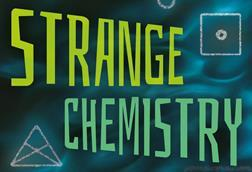 The cover of Strange Chemistry