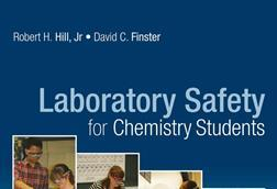 Book cover - Laboratory Safety for Chemistry Students