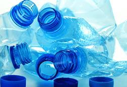 Plastic bottles - shutterstock 95088004