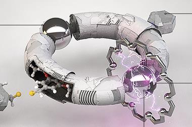 Molecular rotary motor