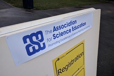 ASE annual conference signage