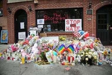 The Stonewall Inn, Manhattan