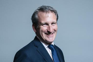 Damian Hinds, Education Secretary from 8/1/2018
