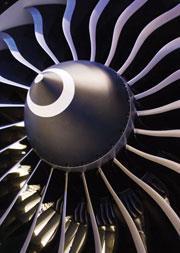 A thorium aeroplane engine