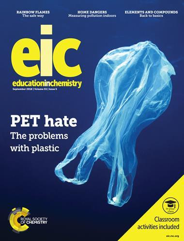 Education in Chemistry September 2018