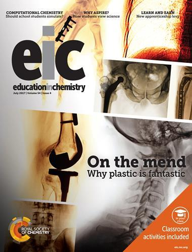 Education in Chemistry July 2017