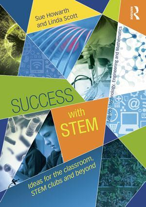 Book cover - Success with STEM